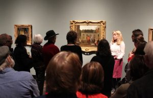 Docent-Guided Exhibition Tour with ASL Interpreter...