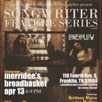 Songwriter Feature Series with LoneHollow