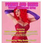Freaks and Geeks Variety Burlesque Revue - March 2019