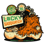 The Lucky Sasquatch