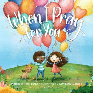 When I Pray for You Family Book Event