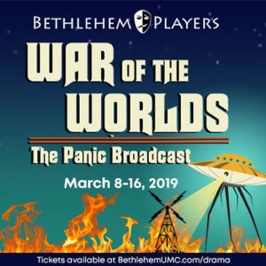 War of the Words: The Panic Broadcast
