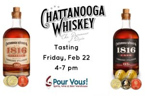 Chattanooga Whiskey Tasting