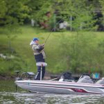 American Bass Anglers Open Series on Old Hickory Lake