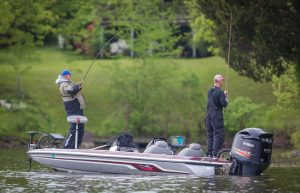 American Bass Anglers Open Series on Old Hickory L...