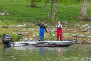 FLW Bass Fishing League 1-Day Tournament on Old Hickory Lake