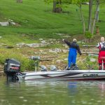 FLW Bass Fishing League 2-Day Tournament on Old Hickory Lake