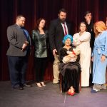 """Theater production of """"The Curious Savage"""""""