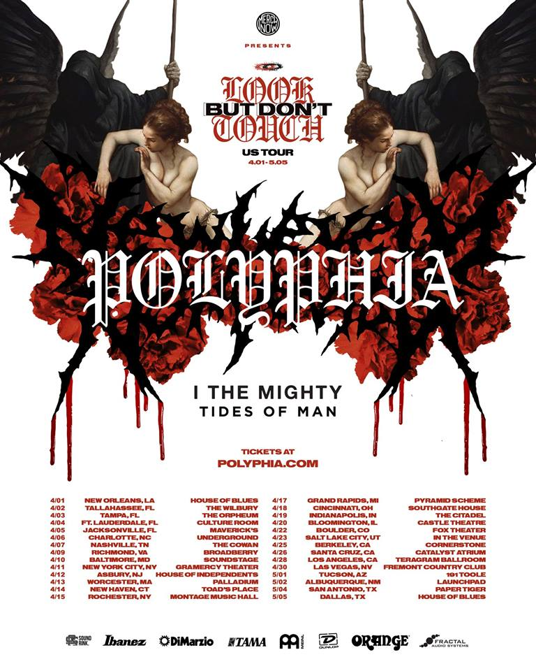 Polyphia, I the Mighty, Tides of Man - NowPlayingNashville com