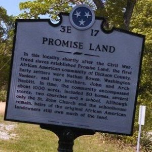 The Promise Land Historic Site