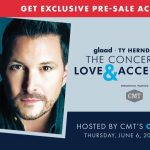 Ty Herndon: The Concert for Love & Acceptance