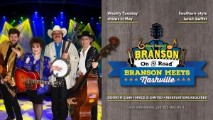 Branson On The Road®: Branson Meets Nashville