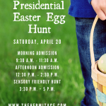 Morning Presidential Easter Egg Hunt