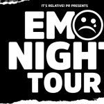 CANCELLED The Emo Night Tour