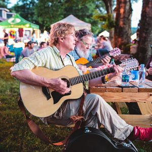 (CANCELLED) Full Moon Pickin' Party