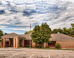 Ajax Turner Senior Citizens Center - Clarksville