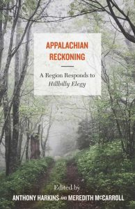 Anthony Harkins, Meredith McCarroll, TRC Hutton and Ivy Brashear discuss Appalachian Reckoning