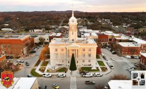 Maury County Courthouse Square
