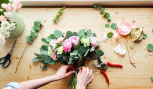 In Bloom: Flower Arranging Workshop