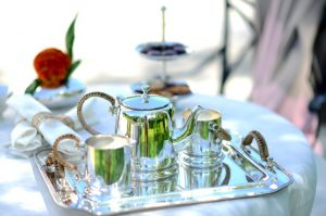 Afternoon Tea in the Mansion