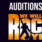 Auditions for WE WILL ROCK YOU
