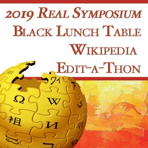 Black Lunch Table's Wikipedia Edit-a-thon