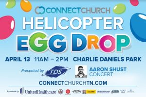 Helicopter Egg Drop & Concert