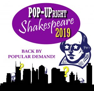 Pop-UpRight Shakespeare at Fontanel