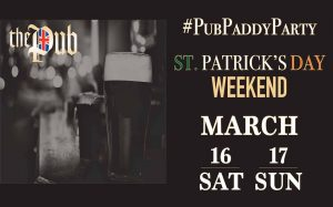 Pub Paddy Party