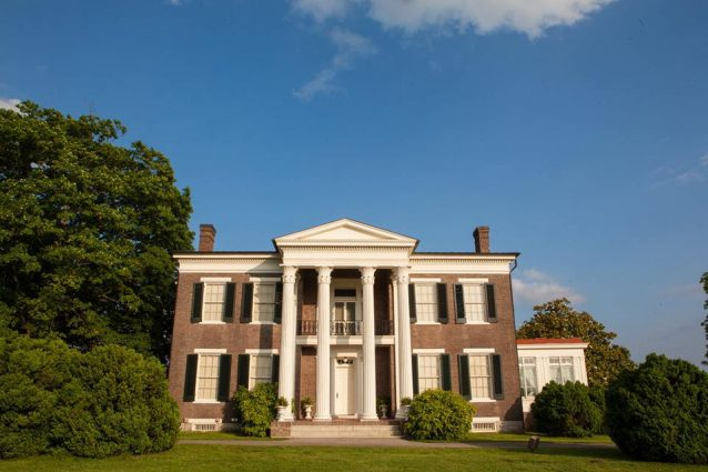 Guided Mansion Tour