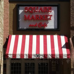 Square Market and Cafe
