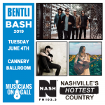 Bentli Bash 2019 ft. Eli Young Band w/Tyler Rich, Jessie Ritter