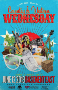 Country & Western Wednesday