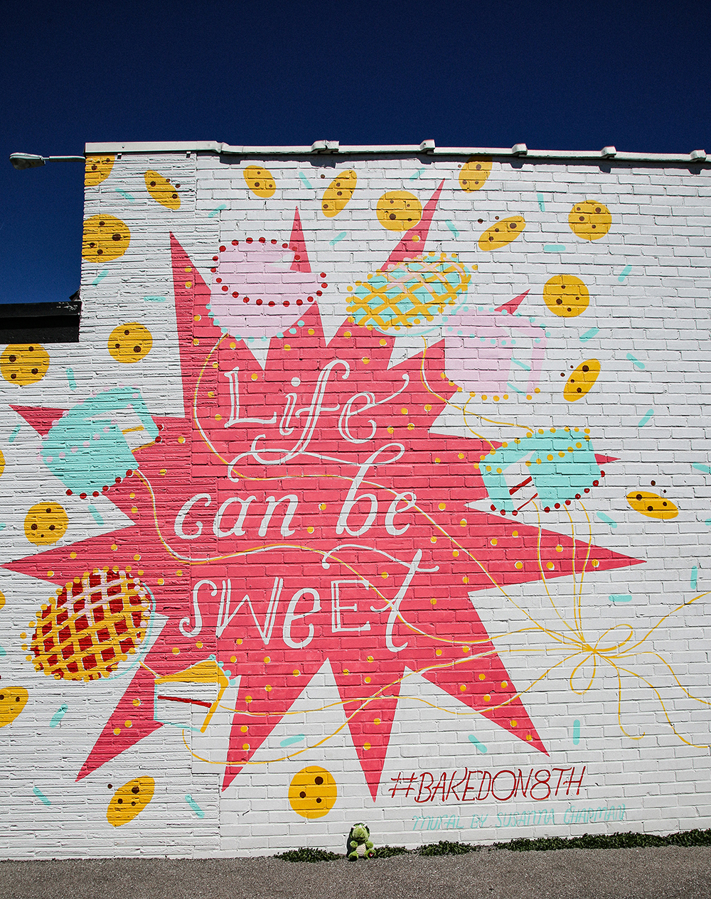 Life Can be Sweet Mural
