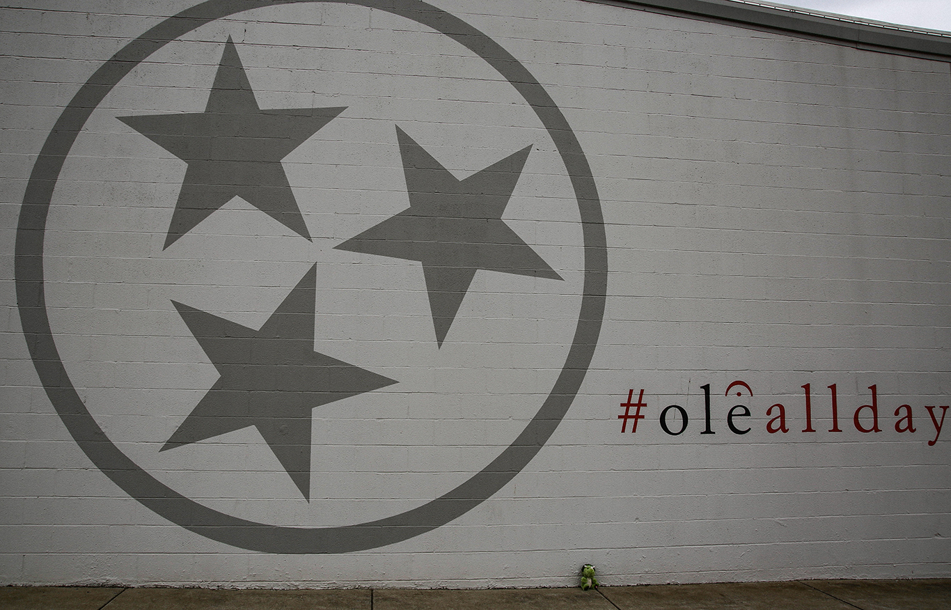 Ole All Day Mural