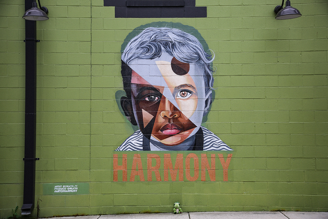 Art of Harmony Mural