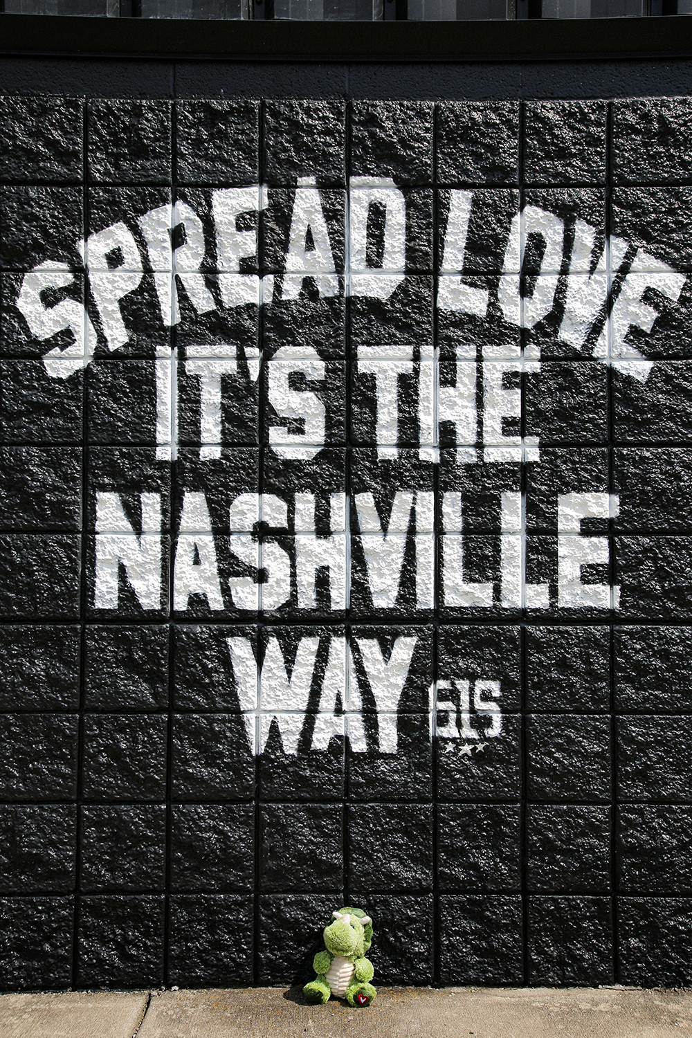 Spread Love It's the Nashville Way