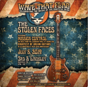 Wave That Flag: Celebrating the Music of the Grateful Dead