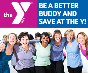 YMCA Be A Better Buddy & Save