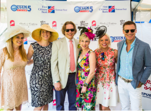 """""""Party with a Purpose"""" at the 78th Annual Iroq..."""