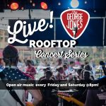George Jones Rooftop Concert Series - Everette
