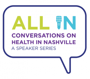 All In Speaker Series: How Place Affects Health
