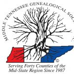 Middle TN Genealogical Society May 2019 Meeting