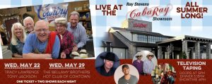 Live Television Taping: Larry's Country Diner