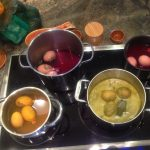 Naturally Dyed Easter Eggs with Chef Richard Jones
