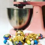 Make Your Own Cookie Dough w/ Easter Themed Mix-ins