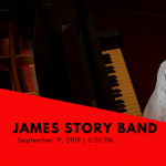 3rd Thursday on Main Free Concert - The James Story Band