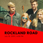 3rd Thursday on Main Free Concert - Rockland Road
