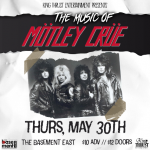 The Music of Motley Crue