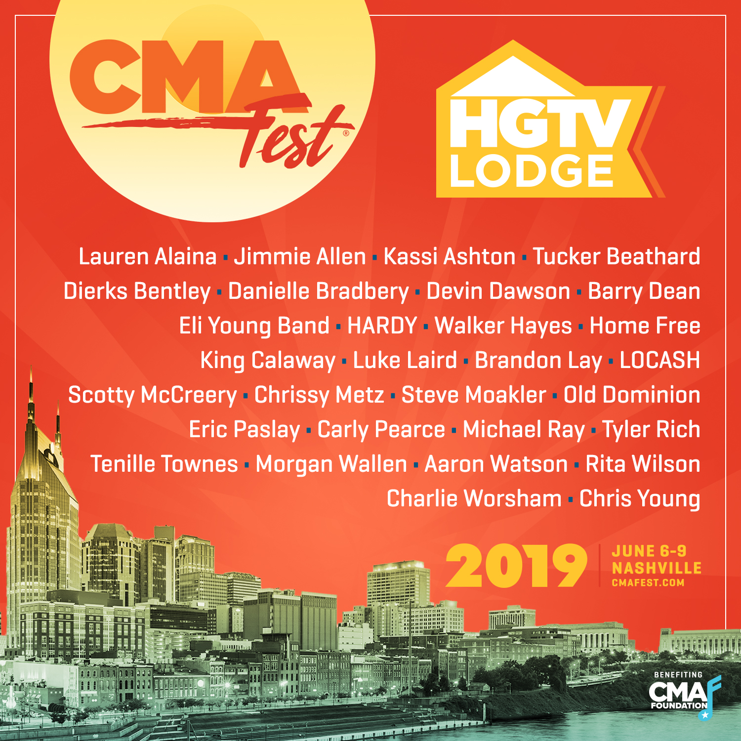 CMA Fest®: HGTV Lodge
